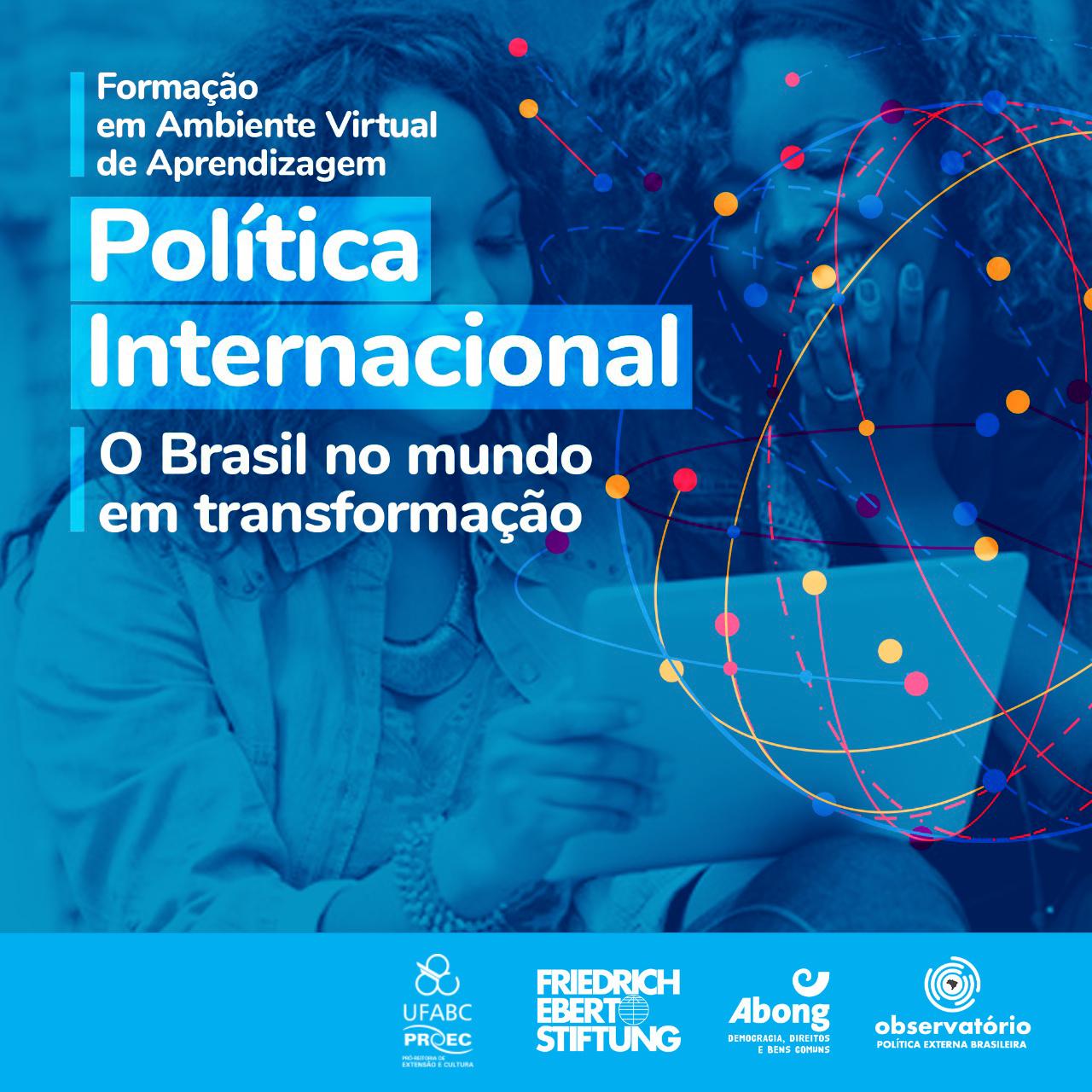 O Brasil no mundo em transformação