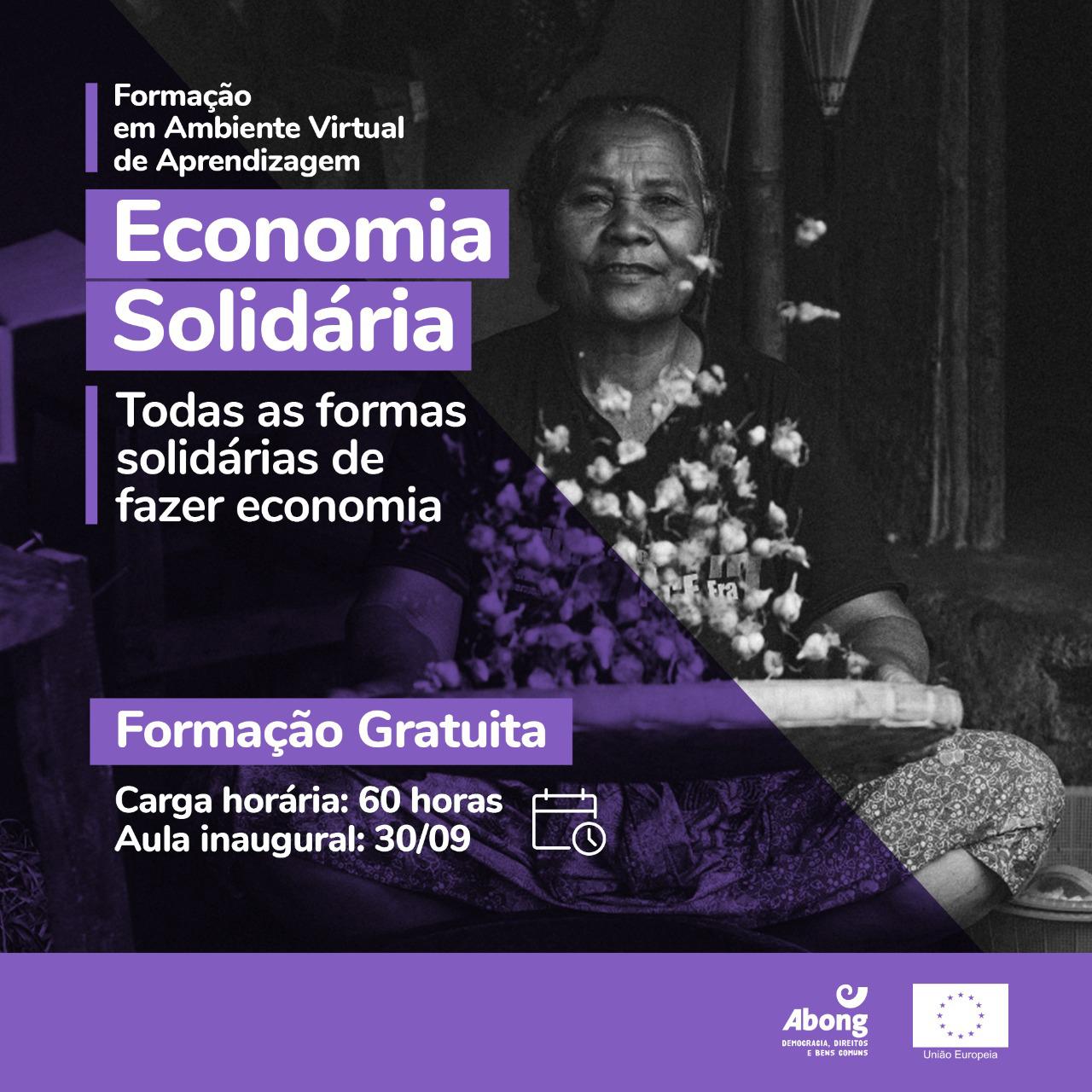 Economia Solidária - Todas as formas solidárias de fazer economia