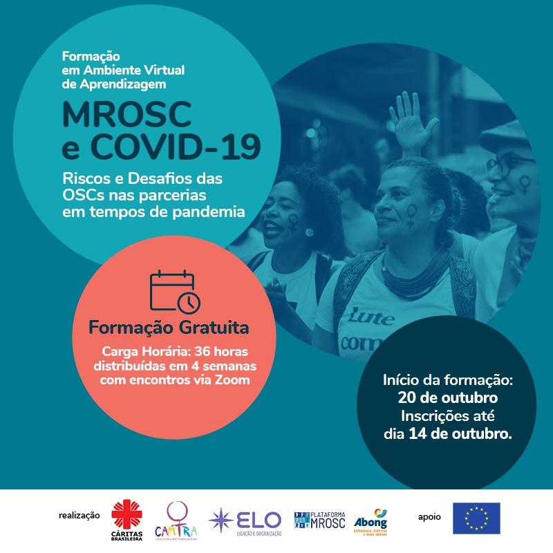 MROSC e COVID-19: Riscos e Desafios das OSCs nas parcerias em tempos de pandemia
